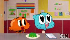 "the amazing world of gumball | Gumballs ""allergey"" - The Amazing World of Gumball Image (24407527 ..."