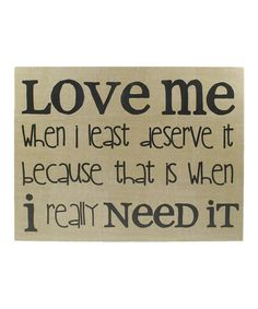 Look at this #zulilyfind! 'Love Me' Wall Box Sign #zulilyfinds