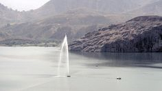 Limnic degassing of Lake Nyos helps prevents a dangerous explosion of carbon dioxide. (Wikimedia)