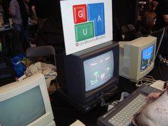 Tambien los ordenadores Amstrad tiene su rincon en el evento RetroMadrid.