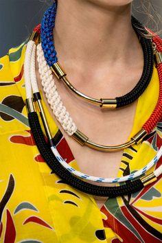 Marni-Spring/Summer 2015: Jewelry Trends   - HarpersBAZAAR.com
