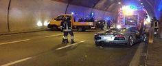Schianto in autostrada tra Pontecagnano e Salerno: due feriti