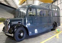 Commer Aircrew bus