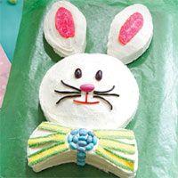 Easter Bunny Cake
