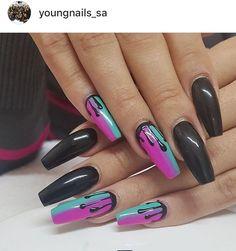 Drip nails