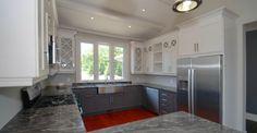 Meredith Heron Design  #CollingwoodSkiChalet  Kitchen Design