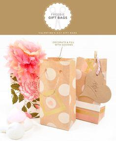 Make your own Gift Bag DIY