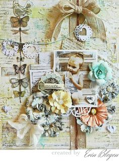 Beautiful layouts - several designs and pictures - Love this new collection!