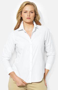 Lauren Ralph Lauren Button Up Shirt at Nordstrom.