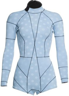 Cynthia Rowley Wetsuit, this is pretty damn cool