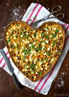 I Love Food, A Food, Food And Drink, Finnish Recipes, Best Vegan Recipes, Vegan Baking, Vegetable Pizza, Food Inspiration, Bakery