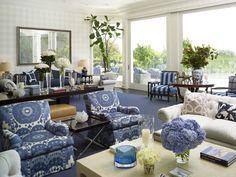Beverly Hills Residence | Living Room