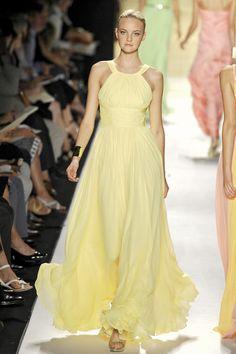 Tamar likes the movement :-)    Michael Kors S/S 2008, New York Fashion Week