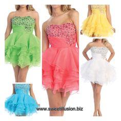 #Homecoming #prom #birthdaydress #partydress