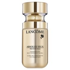 Absolue Sérum Yeux de Lancôme.. AMAZZIINGG!! So proud to be part of the team :)