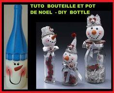 1000 images about avec des bouteilles on pinterest - Creation de noel pour tout petit ...