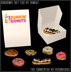 Doughnut set 3t2! • DOWNLOAD HERE