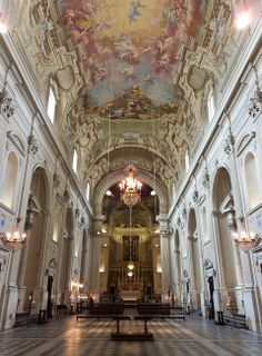 Basilica di Santa Maria del Carmine (church), Florence (Firenze), Tuscany, Italy