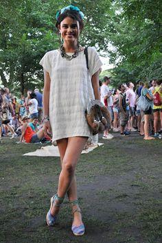 Lollapalooza Style - Lollapalooza Street Style | Festival Fashion