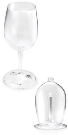 Travel Wine Glass perfect for visiting wineries in Napa! #holtspintowin