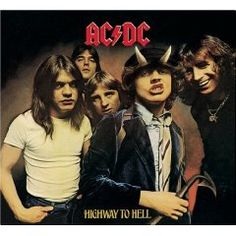 Highway to Hell [Original recording reissued, Original recording remastered], (classic rock, acdc, rock, hard rock, ac dc, heavy metal, definitive 200, cd, music, 1970s)