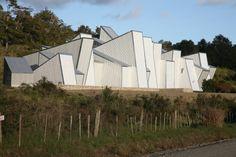 Grietas en el glaciar, Architects, Bebin & Saxton