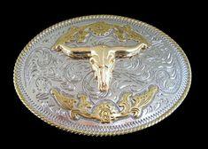 BIG LONGHORNS WESTERN BULL FEATHERS RANCHER BELT BUCKLE #longhorns #longhornsbuckle #longhornsbeltbuckle #texaslonghorns #western #westernbuckles #animal #beltbuckle #coolbuckles