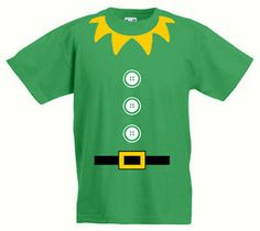 Don't forget your elf tshirt £9.99