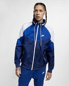Adidas NEO Men's Fashion Jacket Classical Casual Stylish Hooded Training Wind Coat