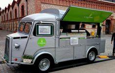 Localizador de food trucks | Foodtruckya.com Tapas, Catering Van, Catering Ideas, Food Trucks, Vintage Recipes, Vintage Food, Citroen H Van, Food Vans, Bus Camper