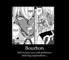 Bourbon ( Detective Conan )