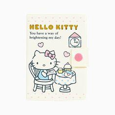 Hello Kitty plastic point card case