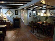 Houseboat Interiors how to remodel, rebuild, or refurbish houseboat interiors? just
