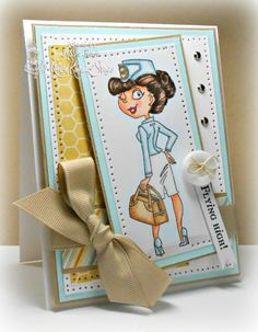 Can you say????.....Addicted(to stamps)!!!-Kraftin' Kimmie Stamps