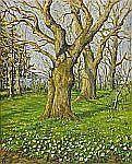 GRAND DUCHESS OLGA ALEXANDROVNA 1882-1960 Spring