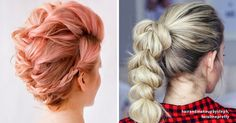 19superb hairstyles that the summer heat ispowerless tospoil