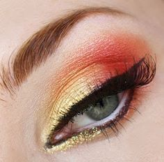mockingjay or phoenix costume makeup