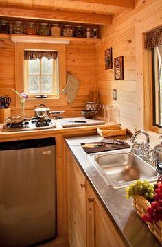 Mini casas, para todos los gustos - Taringa!