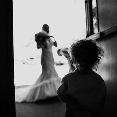 A wedding is not just an event it's an unforgettable day filled with intimate moments and I love capturing every precious interaction. Here is the bride's son seeing his mom all ready for the first time. He was looking at her with such sweetness . Moments before the ceremony are so fun to capture!