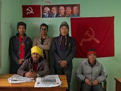 Nepali Kommunistliku Partei (revolutsiooniline maoist), Pokhara linnaosa liikmed.
