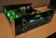 New Preamp From McIntosh   Stereophile.com