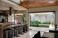 espaço gourmet integrado com cozinha - Pesquisa Google