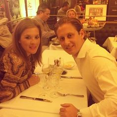 Lovers dinner at Le Grand Colbert  #LeGrandColbert #Restaurant #Brasserie #Paris