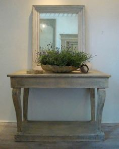 Small Pretty French 19th Century Console in Furniture from Appley Hoare