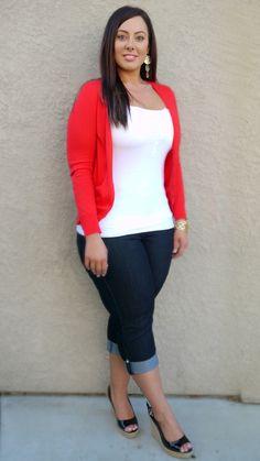 curvy fashions | Curvy Girl Fashion: 3 Date Outfits | Simply Marlena