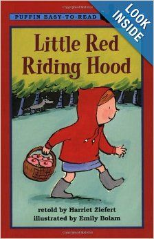 Read This: Little Red Riding Hood by Harriet Ziefert with illustrations by Emily Bolam . Books For Tweens, Tween Books, Traditional Books, Save The Day, Family Events, Retelling, Red Riding Hood, Little Red, Nursery Rhymes