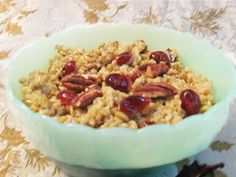 Pecan-Freekeh Bowl@Freekehlicious - Nature's Recipe for Well-Being!