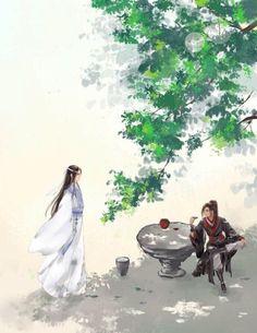 魔道祖师   Ma Đạo Tổ Sư Lam Trạm Lam Vong Cơ - Ngụy Anh Ngụy Vô Tiện