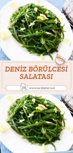 Turkish Recipes, Ethnic Recipes, Seaweed Salad, Salads, Japanese, Food, Lettuce Recipes, Japanese Language, Essen
