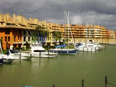 Living the waterside dream apartments on the water from 800 per month Sotogrande Spain